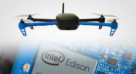 Intel-And-3D-Robotics